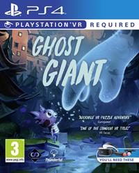 Ghost Giant - PS4