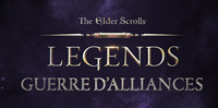 The Elder Scrolls Legends : Guerres d'Alliances [2019]