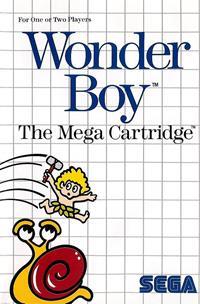 Wonder Boy #1 [1986]