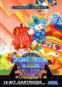 Wonder Boy III : Monster Lair #3 [1991]