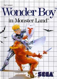 Wonder Boy in Monster Land [1988]