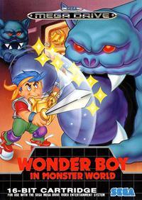 Wonder Boy in Monster World #5 [1992]