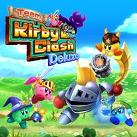 Team Kirby Clash Deluxe [2017]