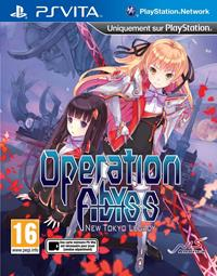Operation Abyss: New Tokyo Legacy #1 [2015]