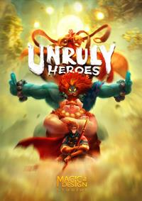 Unruly Heroes - PSN