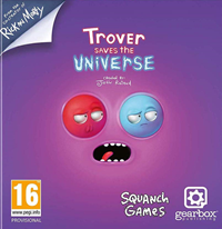 Trover Saves the Universe - PS4