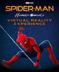 Spider-Man : Homecoming - Virtual Reality Experience [2017]