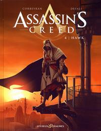 Assassin's Creed : Hawk #4 [2012]