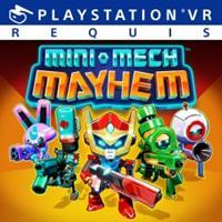 Mini-Mech Mayhem - PSN