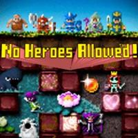 No Heroes Allowed! [2010]