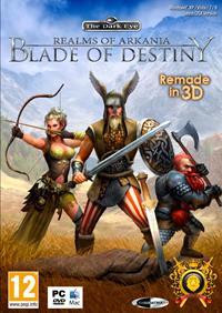 L'Oeil Noir : Realms of Arkania : Blade of Destiny [2013]