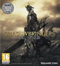 Final Fantasy XIV : Shadowbringers - PS4