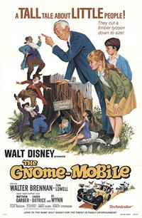The Gnome-Mobile [1967]