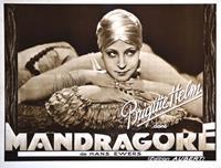 La mandragore : Mandragore [1929]