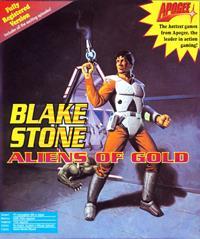 Blake Stone : Aliens of Gold #1 [1993]
