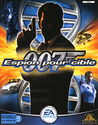 James Bond : 007 : Espion pour cible [2001]
