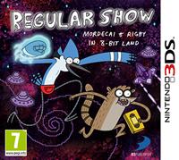 Regular Show : Mordecai & Rigby in 8-Bit Land [2013]