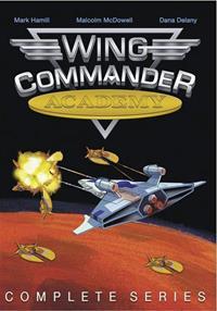 Wing Commander Academy [1996]
