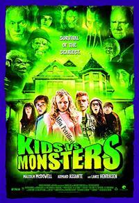 Kids vs Monsters [2015]