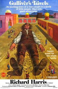 Les voyages de Gulliver : Gulliver's Travels [1977]