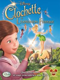 Peter Pan : Clochette et l'expédition féerique [2010]