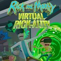 Rick & Morty : Rick and Morty : Virtual Rick-Ality [2017]
