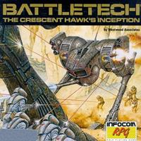 Mechwarrior : BattleTech : The Crescent Hawk's Inception [1989]