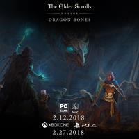The Elder Scrolls Online : Dragon Bones [2018]