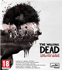 The Walking Dead : The Telltale Definitive Series - PS4