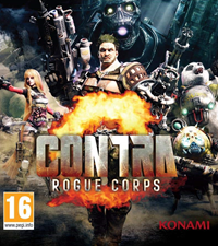 Contra Rogue Corps [2019]