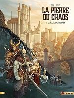 La Pierre du chaos : Le sang des ruines tome 1 [2019]