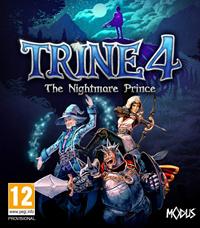 Trine 4 : The Nightmare Prince #4 [2019]