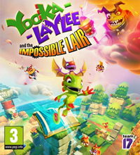 Yooka-Laylee and the Impossible Lair - Switch