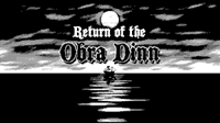 Return of the Obra Dinn [2018]