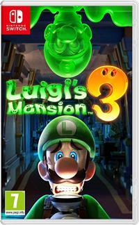 Mario : Luigi's Mansion 3 [2019]
