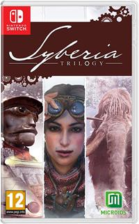 Syberia Trilogy - Switch