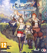 Atelier Ryza : Ever Darkness & The Secret Hideout [2019]
