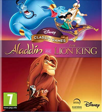 Disney Classic Games - Aladdin and The Lion King [2019]