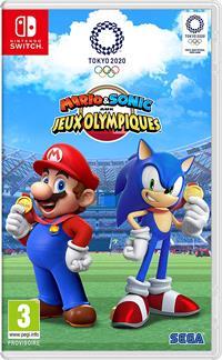Mario & Sonic aux Jeux Olympiques de Tokyo 2020 [2019]