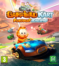 Garfield Kart Furious Racing [2019]