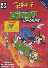 Mickey : Dingo Extrême Skateboarding [2003]