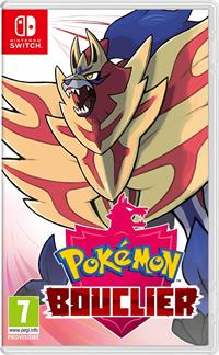 Pokémon Bouclier [2019]