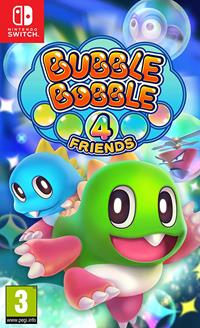 Bubble Bobble 4 Friends [2019]