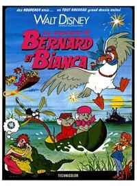 Les Aventures de Bernard et Bianca #1 [1977]