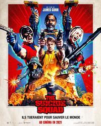 L'escadron Suicide : The Suicide Squad [2021]