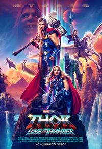 Thor : Love and Thunder [2021]