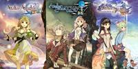 Atelier Dusk Trilogy Deluxe Pack - PSN