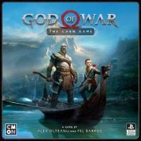 God of War - le Jeu de Cartes [2020]