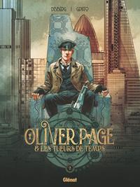 Oliver Page et les tueurs de Temps #2 [2019]