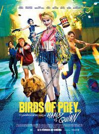 Batman : Les Anges de la nuit : Birds of Prey et la fantabuleuse histoire de Harley Quinn [2020]